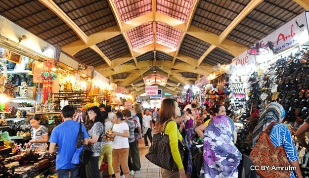 滨城市场 (Bến Thành Market)