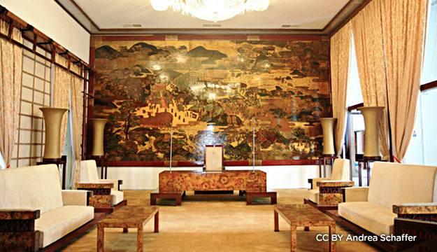 统一宫 (Reunification Palace)