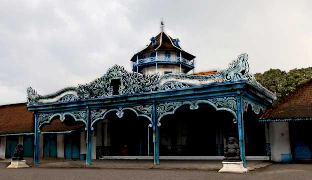 Karaton Kasunanan Surakarta 宫殿