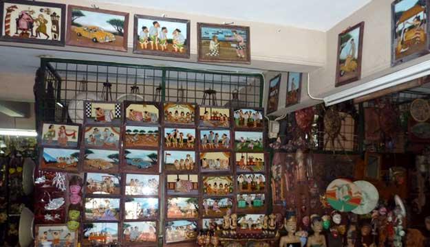 Pasar Triwindu 市场 (Pasar Windujenar)