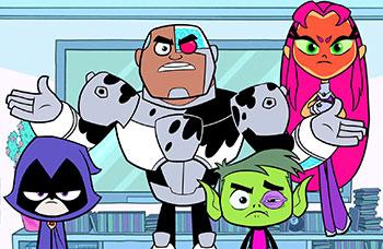 Teen Titans Go2