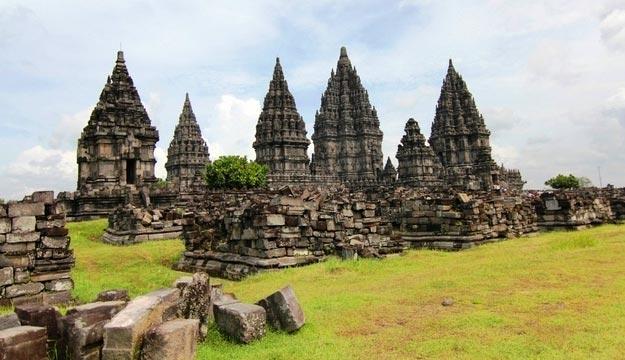 Yogyakarta, Prambanan Temple