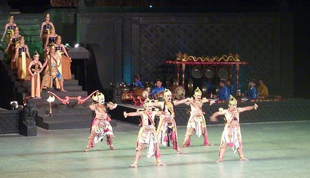 Yogyakarta, Ramayana Ballet