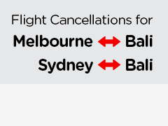 SB AU Flight Cancellations