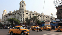 Book flights online to Kolkata