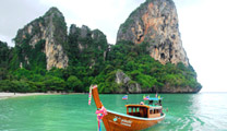 Book cheap flights to Krabi
