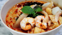 Book cheapest flights to Penang and enjoy the local cuisines