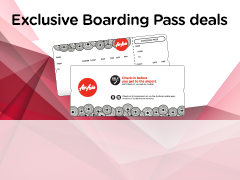 SB Boarding Pass Privileges