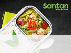 SB Santan Thai Green Curry