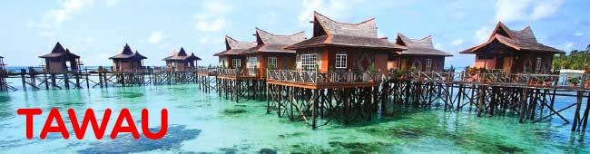 Tawau Malaysia  city photo : Flight to Tawau | Diving and Snorkelling spot | AirAsia