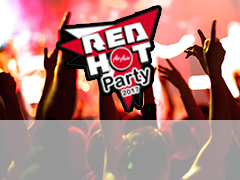 AirAsia Red Hot Party!