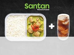 SB June Thai Santan Combo Meal