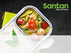 SB Santan Thai Green Curry