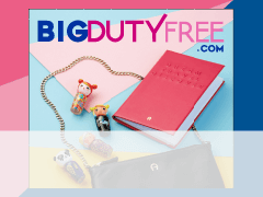 SB April Spring BIG Duty Free