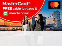 SB MasterCard free cabin luggage - feb