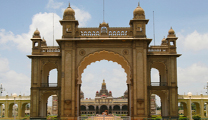 Travel to Bangalore with cheapest airfare and visit Mysore Palace