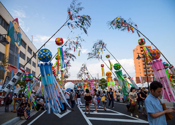 Tanabata Jepang