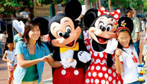 Travel to Hong Kong with cheapest airfare and visit Hong Kong Disneyland