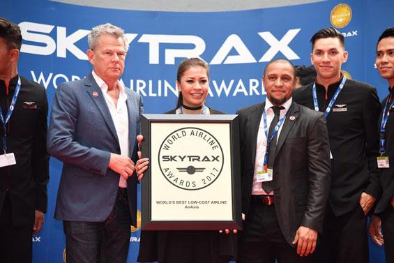 Indonesia Juara Dunia Skytrax 2017