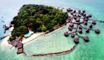 Book cheapest flights to Jakarta and experience Kepulauan Seribu (Thousand Islands)