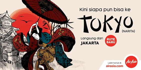 Launch Jakarta Tokyo Berita AirAsia Feb 2018