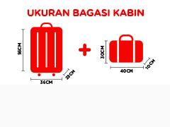 SB AirAsia Cabin Baggage