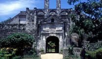 Book flights online to Cebu and visit Heritage of Cebu Monument