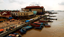 Book cheap flights to Palembang