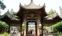 Book flights online to Xi'an and visit The Great Mosque of Xi'an