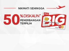 SB BIG Prepaid Promo July