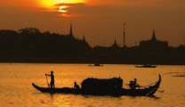 Fly to Phnom Penh with cheapest airfare and find out The Tonlé Sap