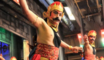 Travel to Solo with cheapest airfare and enjoy Wayang Wong