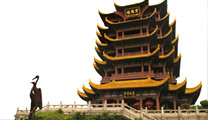 Fly to Wuhan with cheapest airfare and visit Yellow Crane Tower