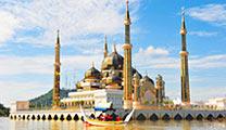 Book cheap flights to Kuala Terengganu