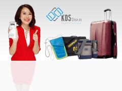 VND1,000,000 savings at KOS stores
