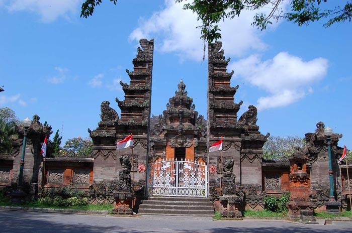 巴厘岛岛历史博物馆