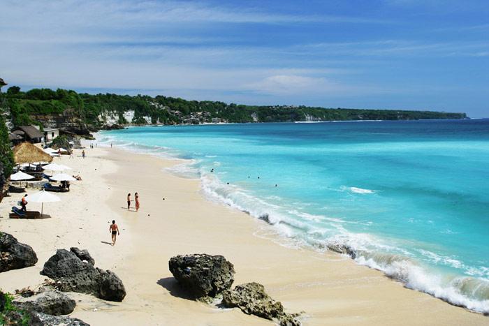 巴厘岛巴东巴东海滩