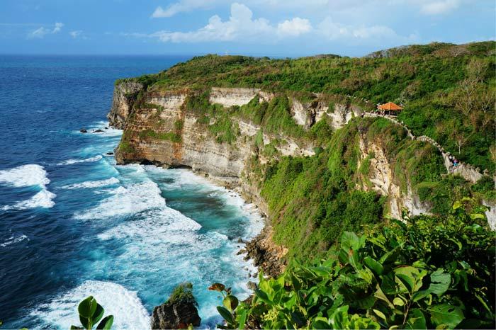 巴厘岛乌鲁瓦图断崖