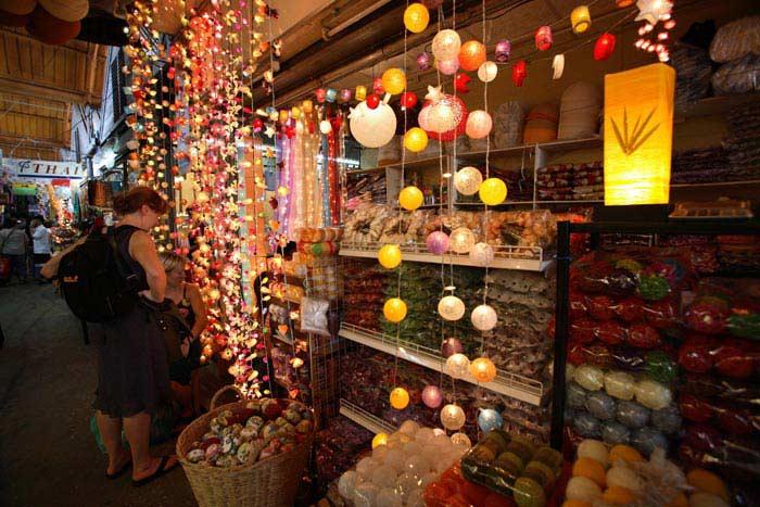 曼谷加都加周末市场