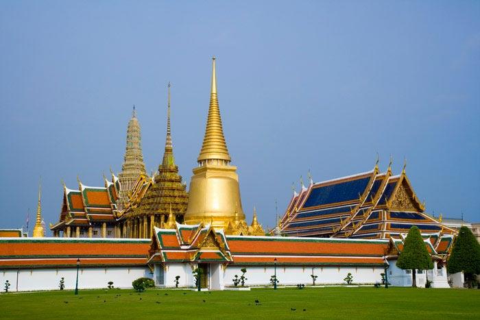 曼谷大皇宫和玉佛寺