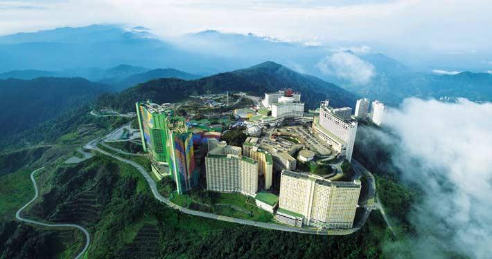 吉隆坡云顶高原