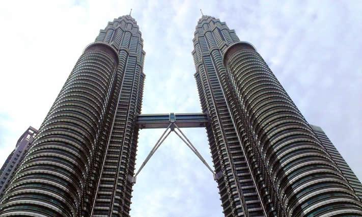 吉隆坡国油双子塔