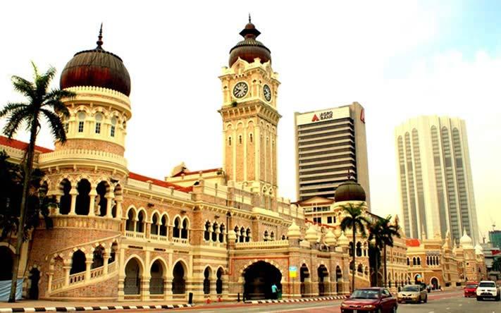 吉隆坡苏丹亚都沙末大厦