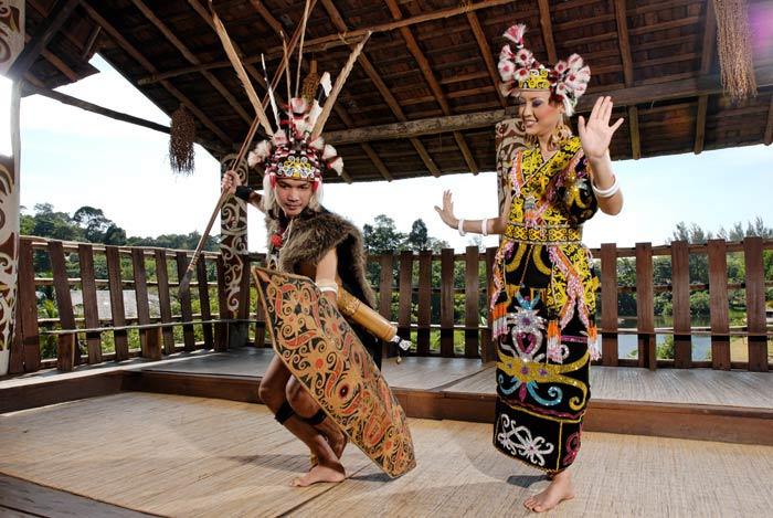 古晋砂拉越文化村