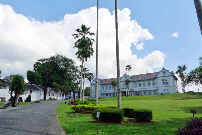 古晋砂拉越博物馆