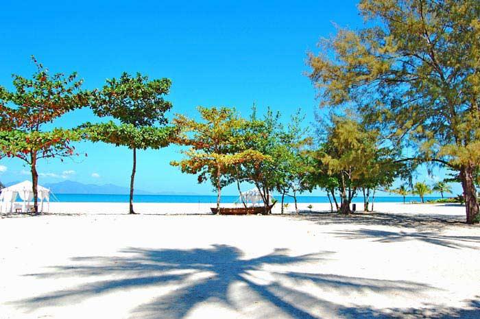 兰卡威丹绒鲁海滩