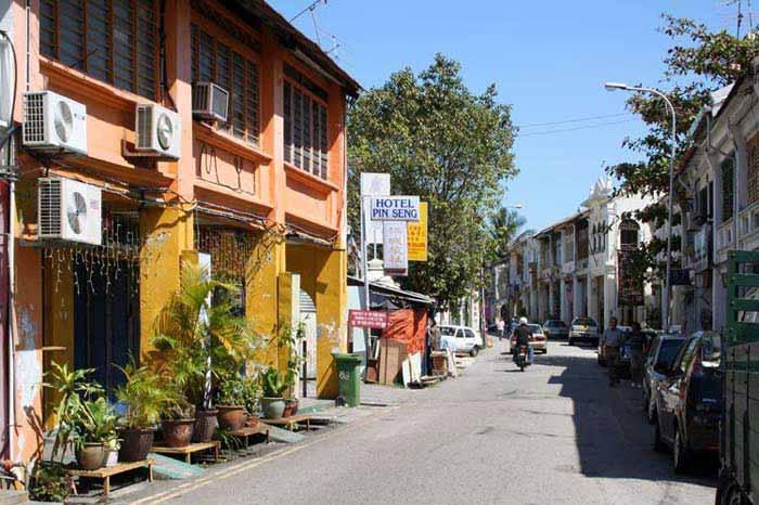 槟城爱情巷