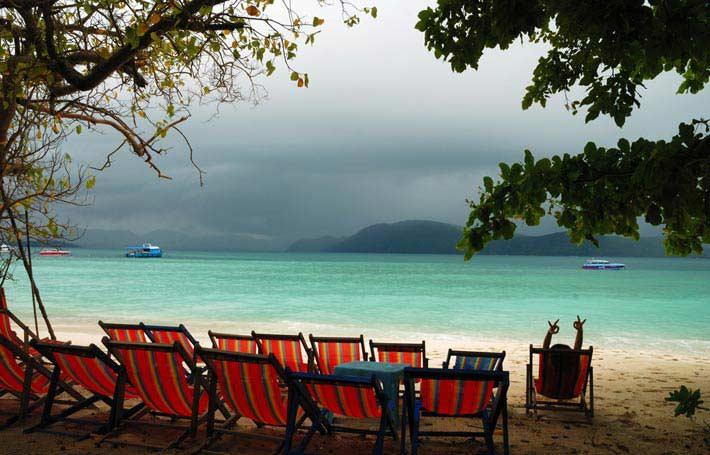 普吉岛珊瑚岛