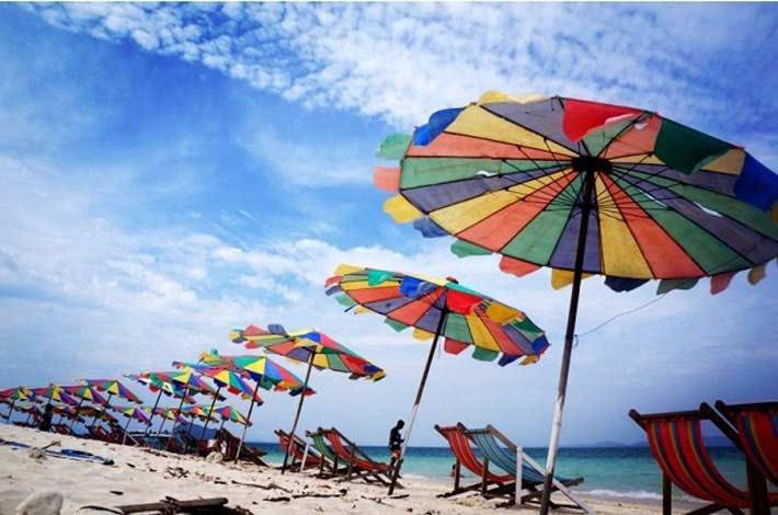 普吉岛卡伦海滩