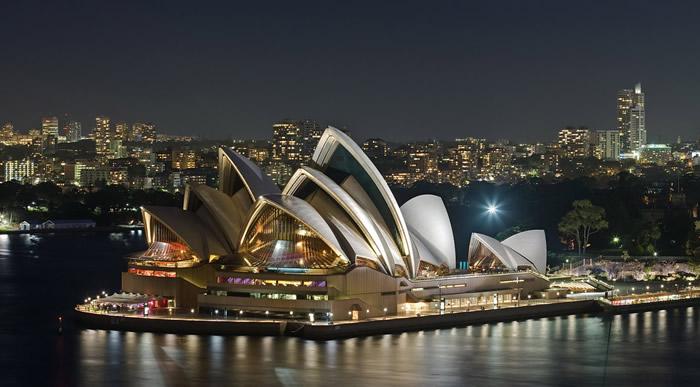 悉尼歌剧院 Sydney Opera House